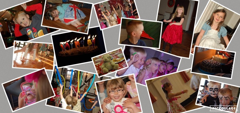 KidsPartyCollage